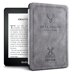 Bao Da Cho Máy Đọc Sách Kindle Paperwhite Gen 1 2 3 (Thế Hệ 5th, 6th, 7th). Kindle Oasis 2018