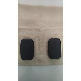 Bộ đá núi lửa massage hỗ trợ thải độc gan và giảm cân với khăn chuyên dụng Madala