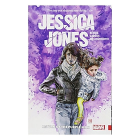 Marvel Comics: Jessica Jones Vol 3
