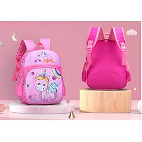 Balo Pony hồng cho bé gái mẫu giáo