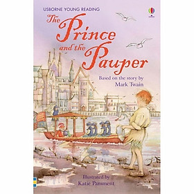 Usborne Young Reading Series Two: The Prince and the Pauper