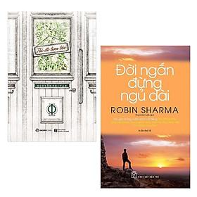 Combo Sách Kỹ Năng Sống Làm Thay Đổi Cuộc Sống: Tôi Đi Tìm Tôi + Đời Ngắn Đừng Ngủ Dài (Tái Bản) / Sách Tư Duy Kỹ Năng Sống Hay (Tặng Kèm Bookmark Thiết Kế)