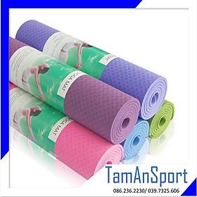 Con lăn Foam Roller Massage tập Yoga, dãn cơ Gym 33x14cm