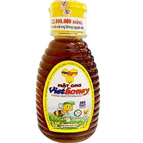 Mật ong Viethoney hũ pet 200g - Mẫu mới