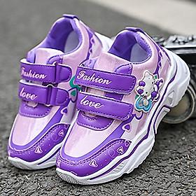 Giày thể thao bé gái, giày đi học cho bé gái - Mẫu mới nhất TTV48