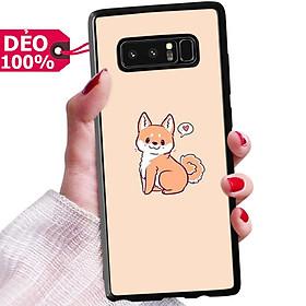 Ốp Lưng hình nền chú chó con cute dành cho Samsung đủ dòng Samsung Note 4 / 5 / 8 / 9 / 10 / 10 Plus / 10 Lite / 10 Pro / 20 / 20Ultra