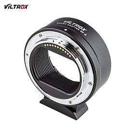 Viltrox EF-Z Lens Mount Adapter Ring Auto Focus Compatible with Canon EF/EF-S Lenses to Nikon Z6/Z7/Z50 Cameras