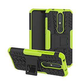Ốp lưng chống sốc Fashion dành cho Nokia 6.1 Plus và Nokia X6