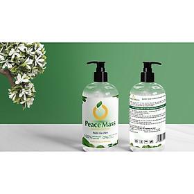 [An toàn cho da nhạy cảm] Nước rửa chén hữu cơ PEACE MASS 500ML - có tác dụng diệt khuẩn, giữ ẩm da tay