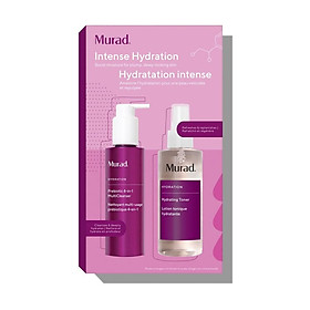 Sữa rửa mặt tẩy trang 4 trong 1 Murad Prebiotic 4-In-1 MultiCleanser 148ml TẶNG Toner cấp ẩm Hydrating Toner 180ml