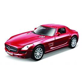 Đồ chơi mô hình MAISTO xe hơi trớn Mercedes-Benz SLS AMG 09102/MT21001