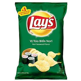 Snack Lay's Khoai Tây Vị Tảo Biển Nori (56g / Gói)