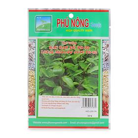 Hạt Giống Rau Đay Đỏ Phú Nông (20g)