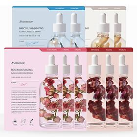 Bộ 10 mặt nạ giấy dưỡng ẩm Mamonde Flower Lab Essence Mask (25mlx10) - 278002157