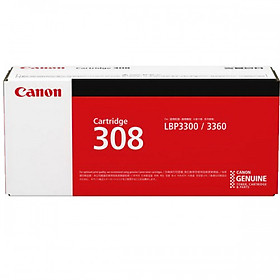 Mực In Canon Cartridge 308 - Hàng Chính Hãng
