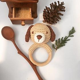 Lục lạc 2 - Đồ chơi cầm tay cho bé - Sản phẩm an toàn cho trẻ em