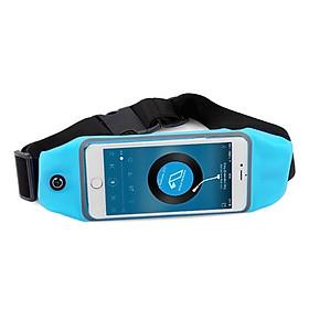 Túi đựng điện thoại đeo bụng tập thể thao , chạy bộ
