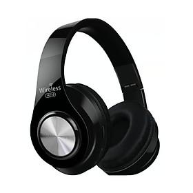 Tai Nghe Chụp Tai ️️ Tai Nghe Bluetooth Âm Thanh Sống Động - Tai nghe Không Dây HZ-10 Dung Lượng Pin Lớn