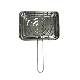 Vỉ Nướng Mini dùng được cho bếp từ ECHO nhập khẩu nhật bản