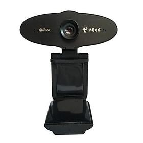Webcam máy tính Dahua Z2+ Plus HD720 siêu nét Có Micro Hỗ trợ học trực tuyến, họp online, zoom , video call - Hàng Chính Hãng