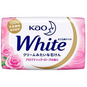 Xà bông Kao White hương hoa nội địa Nhật Bản - Giao màu ngẫu nhiên