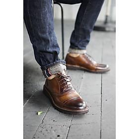 Biểu đồ lịch sử biến động giá bán Giày Oxford nam đế cao su style trẻ trung, năng động