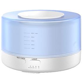 Máy khuếch tán tinh dầu wifi trụ trong thông minh kết nối app phun sương tạo ẩm lọc khí tạo hương xông hương