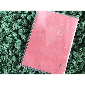 Vỏ bao bọc Sổ Hộ Khẩu chống ướt, thấm, nhàu, xước B155