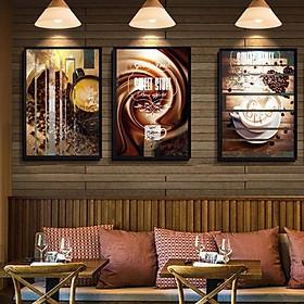 Tranh Treo Tường Hiện Đại Phòng Khách - Cafe 51-a-b-c