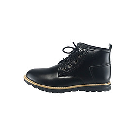 Giày Boot Da Bò Nam Buộc Dây Viet Dream VD-GN0122
