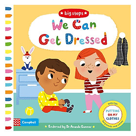 We Can Get Dressed