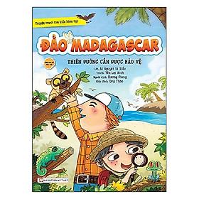 [Download Sách] Đảo Madagscar - Thiên Đường Cần Được Bảo Vệ