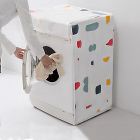 Tấm trùm, phủ bảo vệ máy giặt cửa ngang dưới 8kg