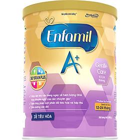 Sữa bột Enfamil A+ Gentle Care  800g cho trẻ từ 12 - 24 tháng-0
