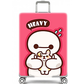Hình đại diện sản phẩm Vỏ vali - Baymax