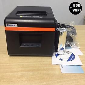Máy In Hóa Đơn WIFI Xprinter XP- N200L Dùng Cho Điện Thoại - Hàng nhập khẩu
