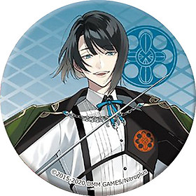 Huy hiệu in hình Touken Ranbu Đao Kiếm Loạn Vũ game anime chibi dễ thương huy hiệu cài áo (MẪU GIAO NGẪU NHIÊN)