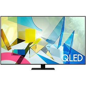 Smart Tivi QLED Samsung 4K 49 inch QA49Q80TA