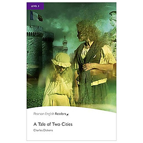 Level 5: A Tale of Two Cities Book and MP3 Pack (Pearson English Graded Readers)