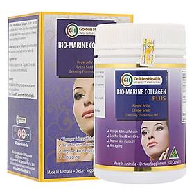 Bio Marine Collagen Plus Golden Health (100 Viên)