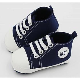 Giày tập đi cho bé trai, giày tập đi cho bé gái thể thao BABY đế mềm chống trượt dn20052001