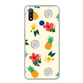 Ốp điện thoại Realme 3 Pro - 0046 FRUIT04 - Silicon dẻo - Hàng Chính Hãng