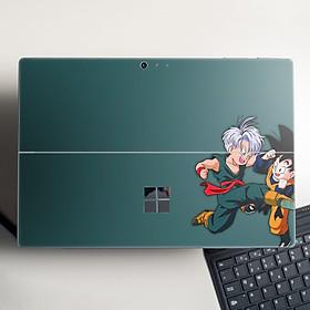 Skin dán hình Dragon Ball x03 cho Surface Go, Pro 2, Pro 3, Pro 4, Pro 5, Pro 6, Pro 7, Pro X