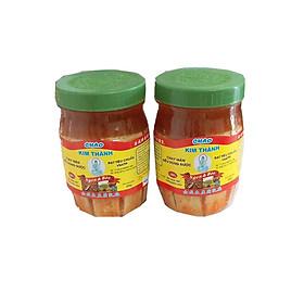 Chao ngon Kim Thành lốc 2 hũ (650 g)