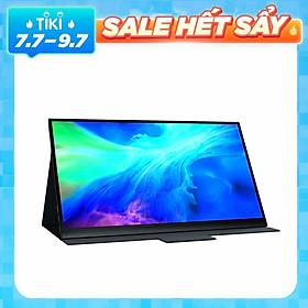 Màn hình di động T-bao T16A 15 '' với màn hình HD 1080P Hỗ trợ mở rộng màn hình Thay thế cho Switch / PS3 / PS4 / PC / Laptop