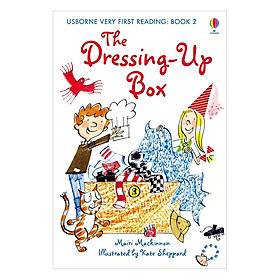 Usborne Very First Reading: The Dressing-Up Box