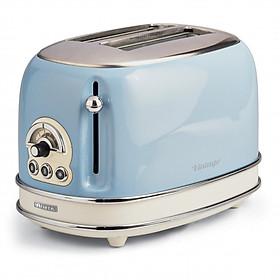 Hình đại diện sản phẩm Nướng bánh mỳ 2 khay (Màu xanh da trời) Ariete MOD. 0155/15
