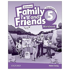 American Family And Friends: Level Five: Workbook