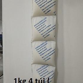 [Hot] Gói hút ẩm Silicagel 1kg loại túi 1/2/3/4/5/10/20/50/100g/200/500/1000g - dùng trong thực phẩm, hàng hóa