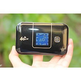 Bộ phát wifi 4G LTE Mifi 381C – Tốc Độ Cực Nhanh 150Mbps – Pin Khủng – Màn Hình Hiển Thị Thông Minh